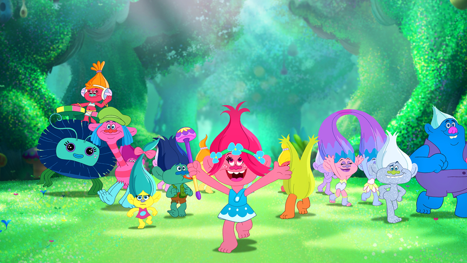 Trolls Dreamworks Wiki >> DreamWorks & Netflix Plan 6 New Series, Date 'Trolls' Toon | Animation Magazine